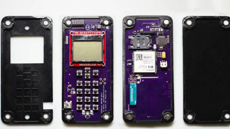 Pour le MIT, les futurs téléphones s'assemblent seuls