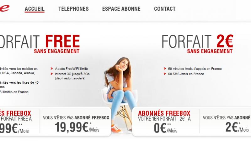 Free Mobile : Vers la disparition du terme Illimité