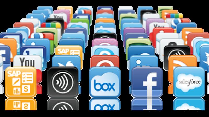 Plus 40 % de revenus pour les applications mobiles en 2016