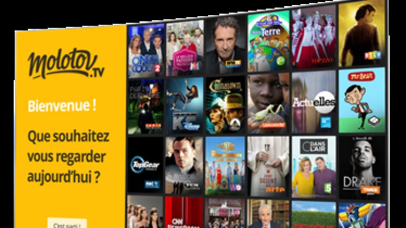 Molotov.tv, le service qui ambitionne de révolutionner la distribution TV, va être intégré aux téléviseurs LG