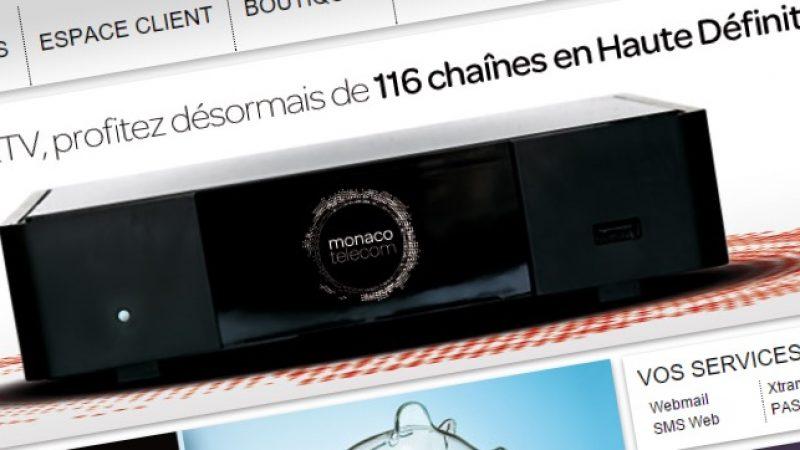 Monaco Télécom inclut de nombreux services mais augmente le prix de l'abonnement au téléphone fixe