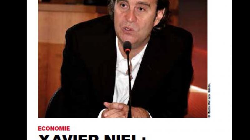 Xavier Niel confirme que Free Mobile réalise des tests à Monaco