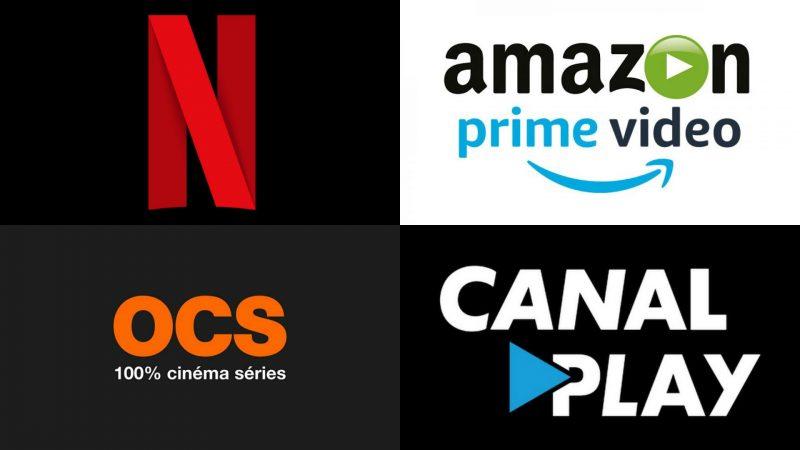 Top 5 des séries SVOD les plus visionnées, Netflix écrase la concurrence