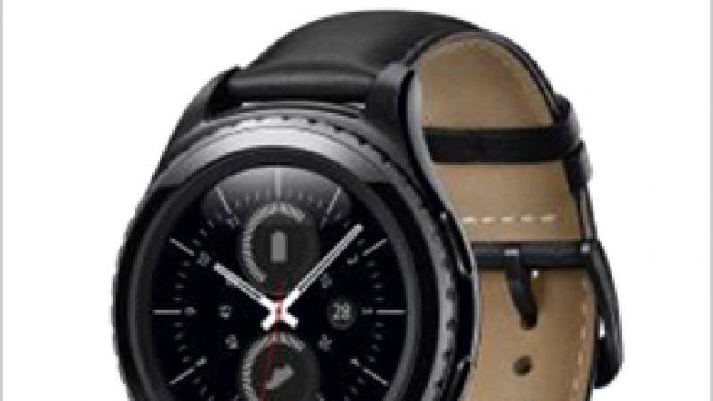 Orange lance la Samsung Gear S2 3G, 1ère montre équipée d'une e-SIM intégrée