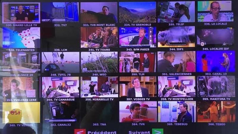 Freebox TV : lancement d'une mosaïque spéciale pour les chaines locales