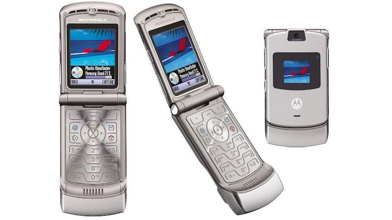 Motorola Razr : une nouvelle édition avec écran pliable pourrait être lancée en février