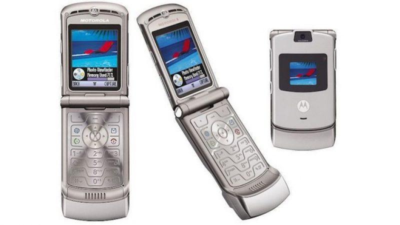 Motorola : nouvelles fuites autour du smartphone pliable
