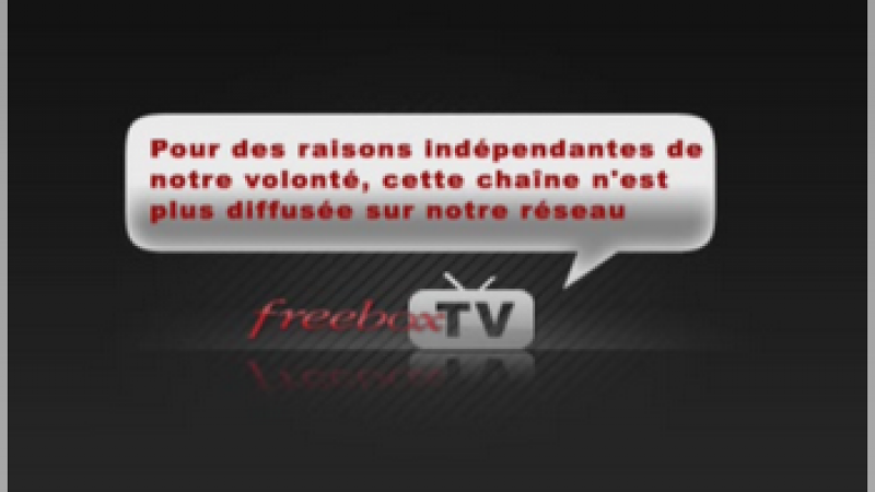 Freebox TV : MTV n'est plus…