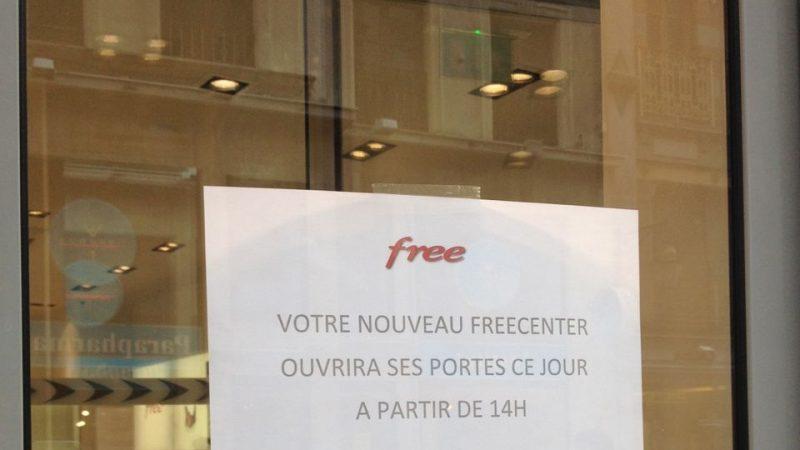 Découvrez le nouveau Free Center de Mulhouse qui vient d'ouvrir ses portes