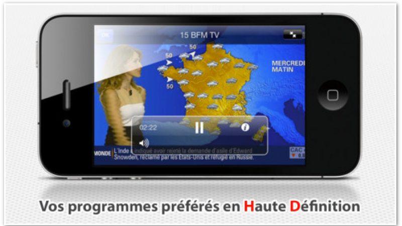 Multiposte TV Lite : Regardez les chaînes de Freebox TV sous iOS