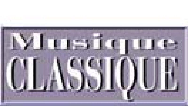 Adieu « Musique Classique »