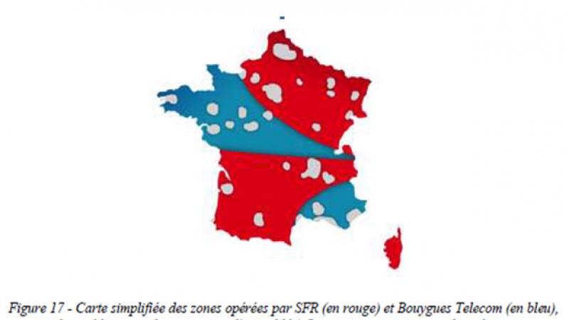 Mutualisation SFR-Bouygues : l'Autorité de la Concurrence déboute Orange de sa saisine