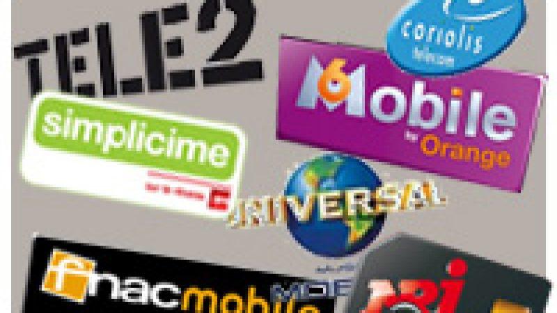 L'arrivée de Free Mobile devrait faire baisser fortement la part de marché des MVNO