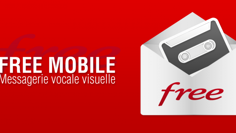 [MàJ] La Messagerie Vocale Visuelle Free Mobile désormais disponible à La Réunion
