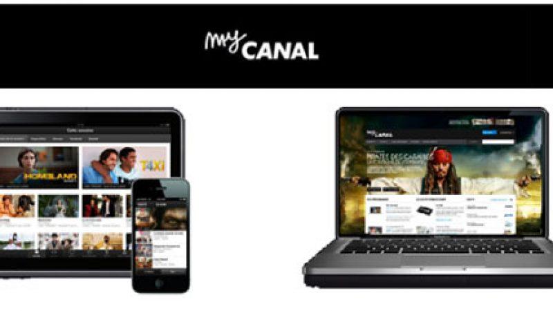 Canal+/Canalsat vous propose d'être beta testeur de son nouveau service myCANAL
