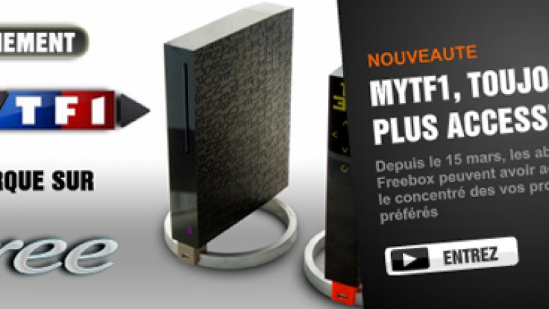 TF1 enrichit son catalogue de vidéo à la demande et son offre gratuite de rattrapage TV