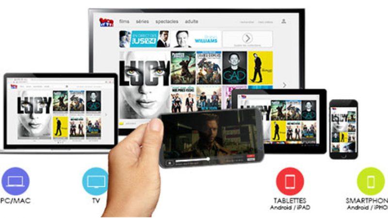 MYTF1VOD se déploie sur mobile et Chromecast