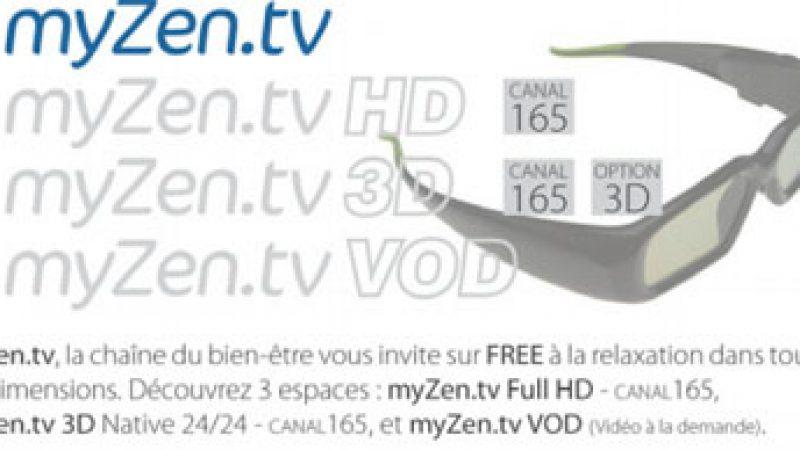 MyZen TV va proposer un service VOD sur la Freebox