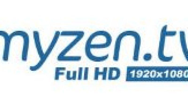 Freebox TV: Myzen.tv en Full HD mais en option