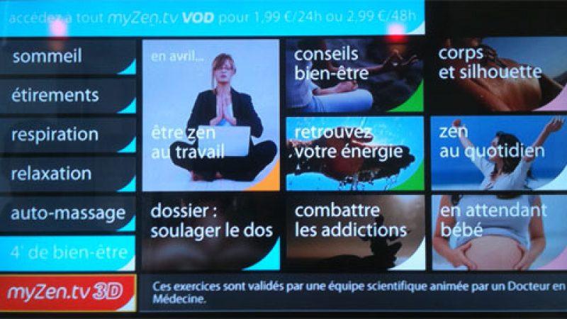 MyZen Tv VOD est arrivé sur la Freebox (HD et Révolution)