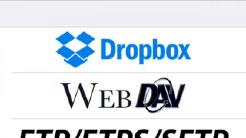 Lancement de l'application NAStify, qui permet d'accéder aux contenus de la Freebox à distance