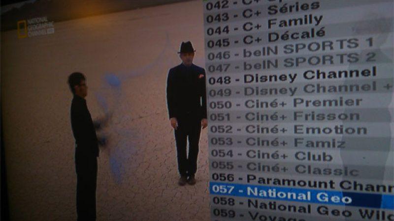 Nat Geo, Nat Geo Wild et Voyage sont déjà disponibles dans la zapliste de Freebox TV