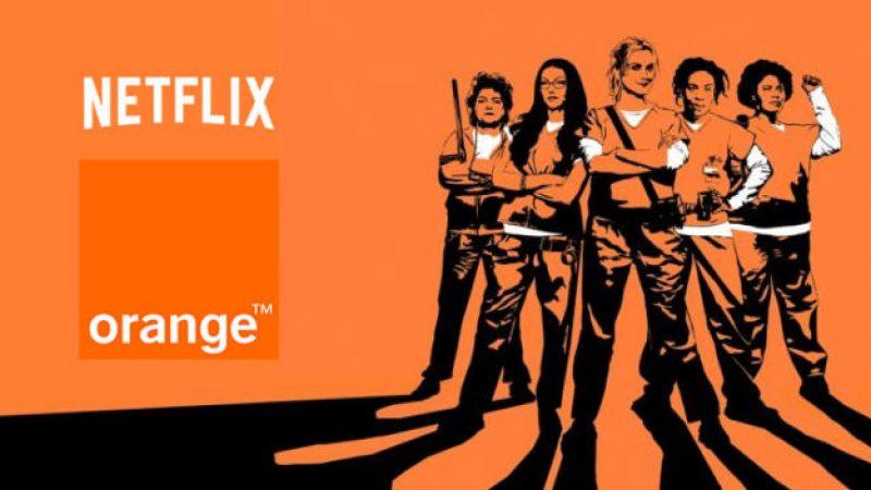"""Orange facture des abonnements Netflix à certains abonnés contre leur gré, la faute à un """"dysfonctionnement informatique"""""""