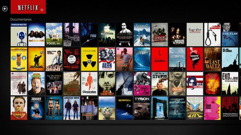 Seulement 1,9% des films sont français sur Netflix en Europe