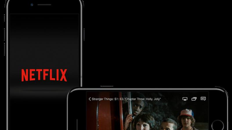 Les utilisateurs de Netflix sous iOs peuvent dorénavant utiliser le téléchargement automatique