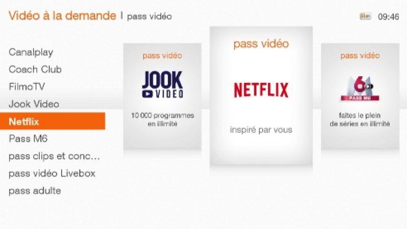Netflix annonce être disponible chez Bouygues Télécom et Orange