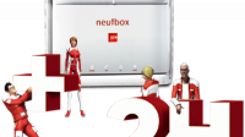 Apres Alice 4h Mobiles, SFR lance un forfait NeufBox 2h Mobiles