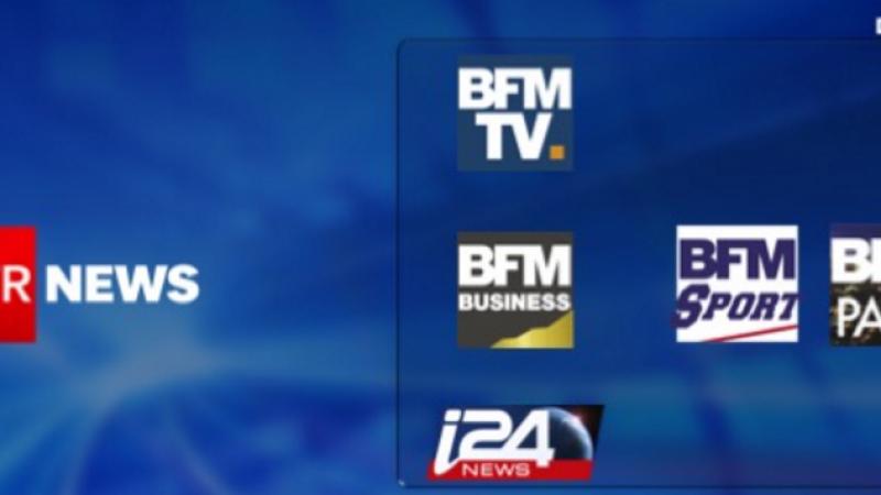La nouvelle chaîne BFM Paris qui sera lancée par SFR devrait bien être disponible sur Freebox TV
