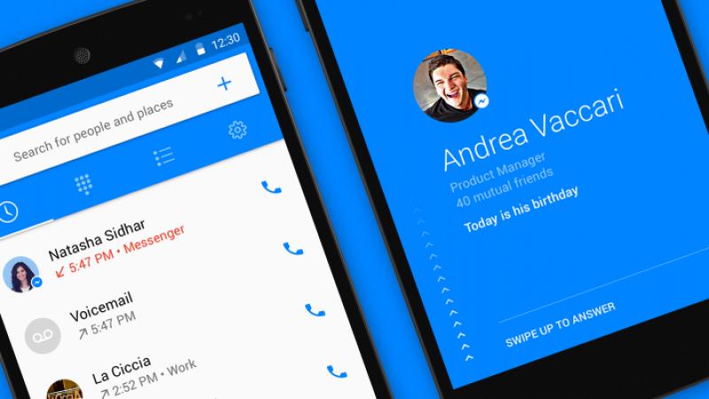 Facebook veut changer votre façon de téléphoner avec « Hello »