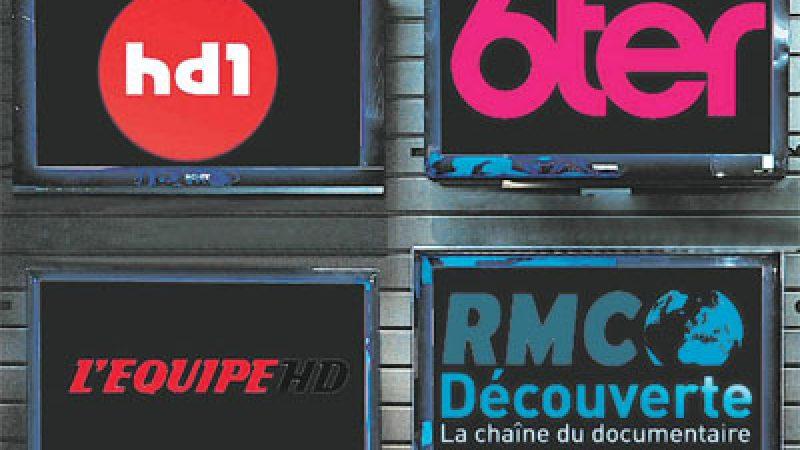 Découvrez les logos des 6 nouvelles chaînes de la TNT