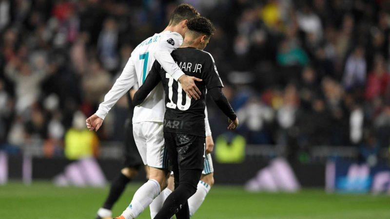 Neymar est le nouveau visage de SFR aux côtés de Cristiano Ronaldo