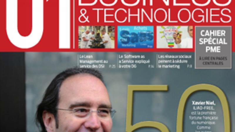 Xavier Niel : Première fortune française du numérique