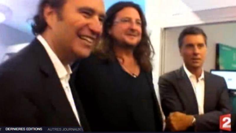 Xavier Niel au eG8 : l'internet contribue pour un quart de la croissance  française