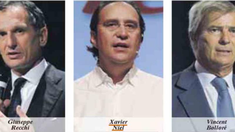 Télécom Italia : Xavier Niel a été entendu par le gendarme de la bourse italienne