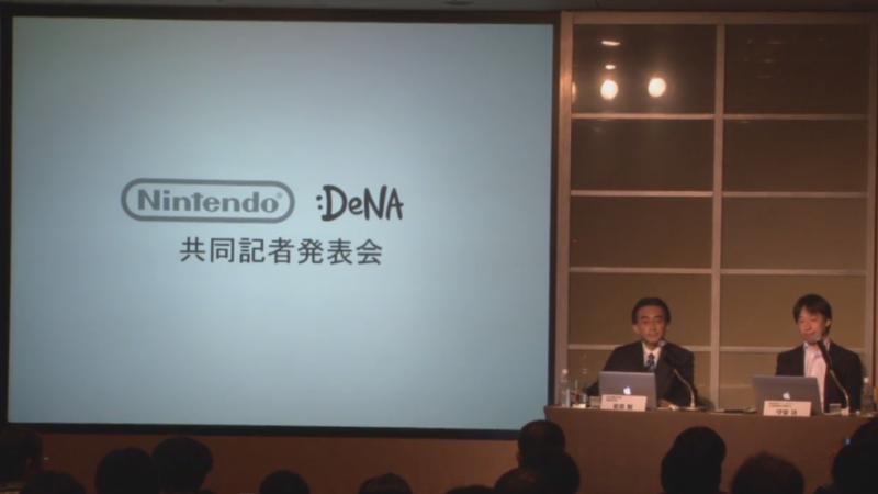 Nintendo fait le buzz en annonçant se lancer dans les jeux pour smartphones
