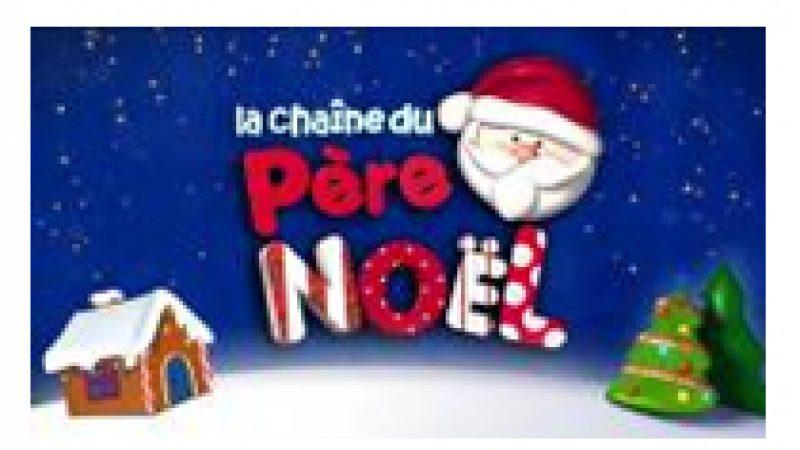 Canalsat va lancer  La Chaîne du Père Noël