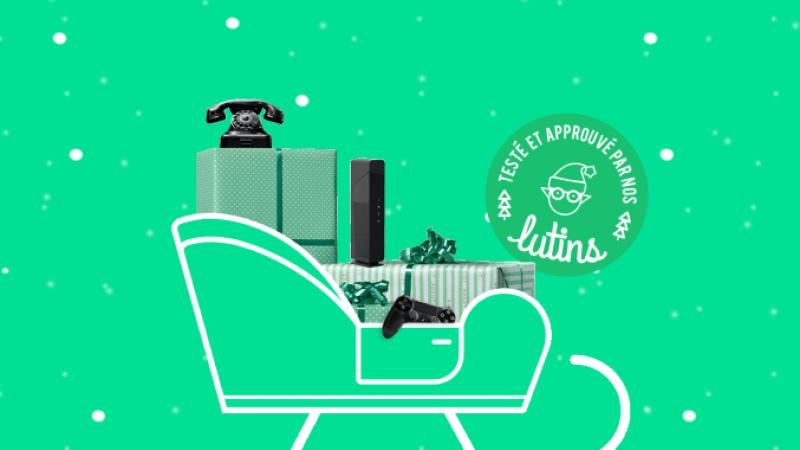 RED By SFR lance ses offres spéciales Noël sur le mobile et la fibre
