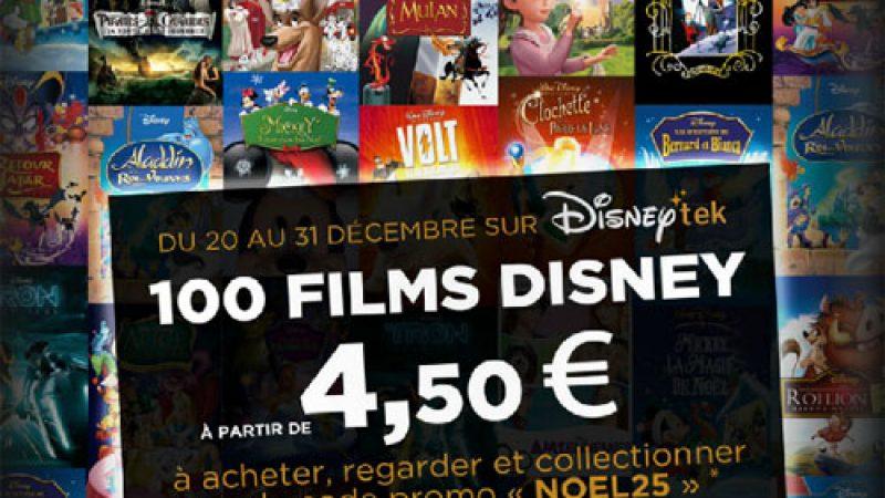 Freebox : Lancement de l'opération spéciale Noël avec Disney
