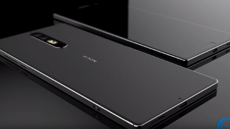 Nokia 8 : De nouvelles informations révélées