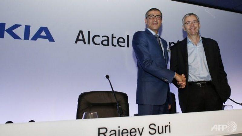 Nokia valide l'acquisition du groupe Alcatel-Lucent