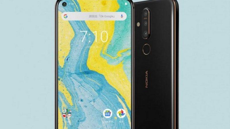 Nokia X71 : smartphone de milieu de gamme avec capteur photo 48 Mégapixels