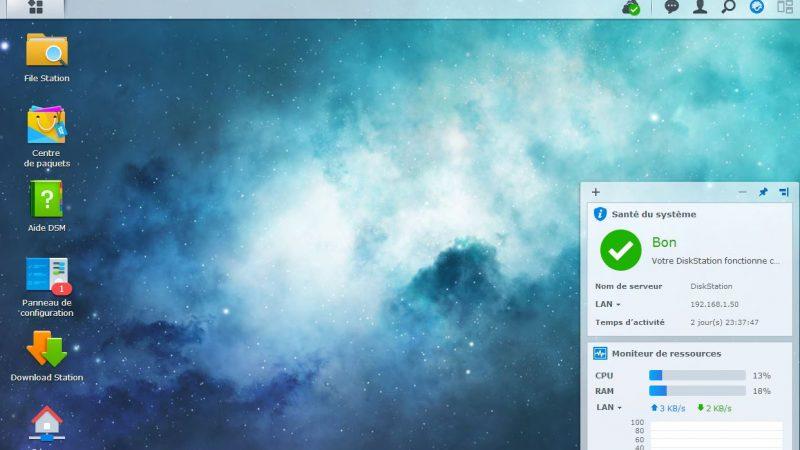 Tutoriel : Utiliser la notification SMS Free Mobile avec un NAS (Synology)