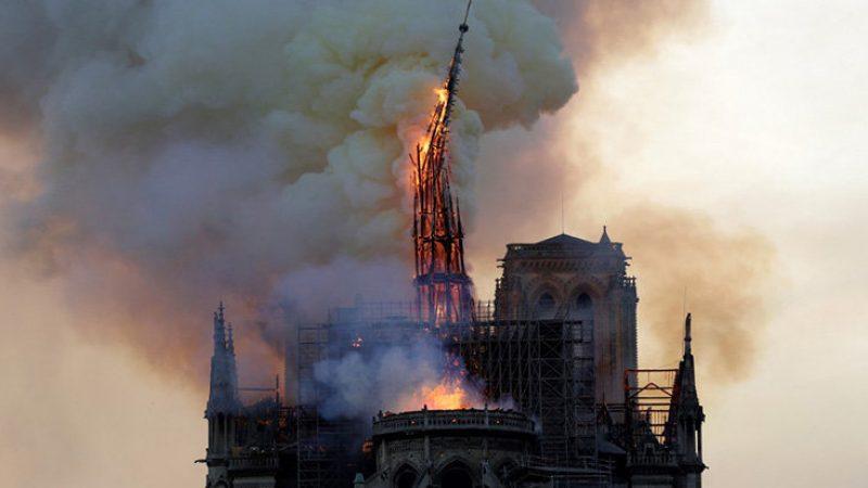 Incendie de Notre-Dame de Paris : prises de court, les chaînes ont tenté de couvrir au mieux l'événement, mais…