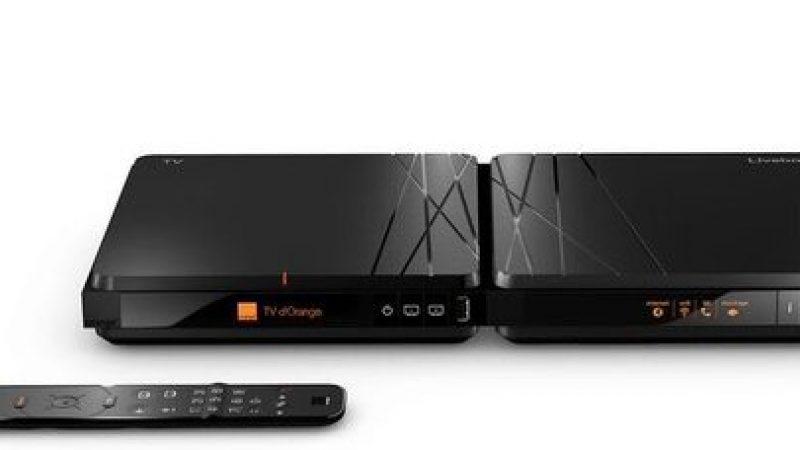 La Livebox 4 d'Orange prête à concurrencer la Freebox Mini 4K