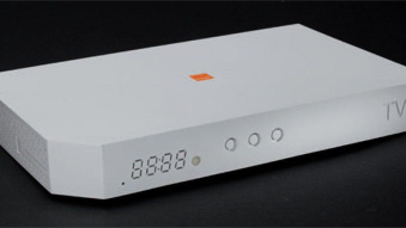 Découvrez le nouveau décodeur TV d'Orange qui sera commercialisé le 11 février