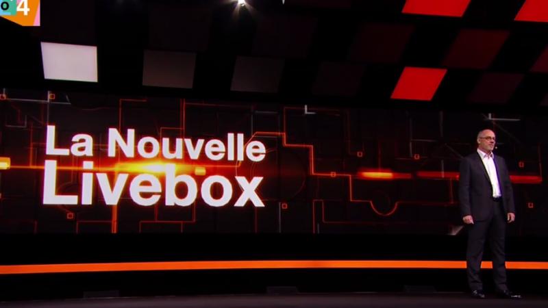 Selon une dirigeante d'Orange, la nouvelle Livebox permet une qualité comparable à une salle de cinéma